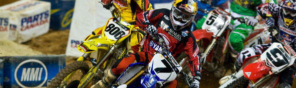 Compare AMA Supercross Tickets