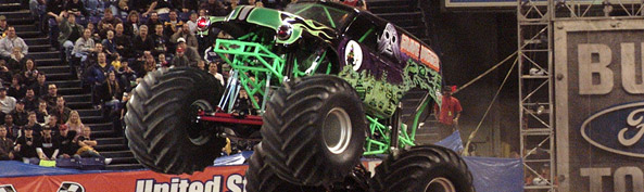Compare Monster Jam Tickets