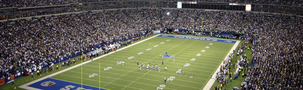 Compare Dallas Cowboys Tickets