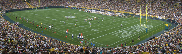 Compare Green Bay Packers Tickets