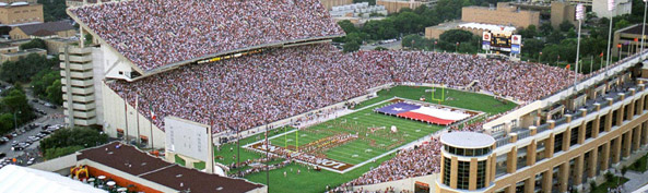 Compare Texas Longhorns Tickets